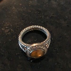 David Yurman Ring 💍 excellent condition, wore 2x